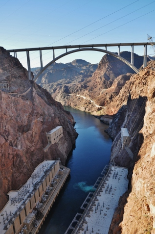 1.Hoover Dam MW